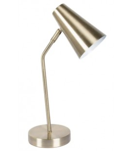 Brass metal lamp