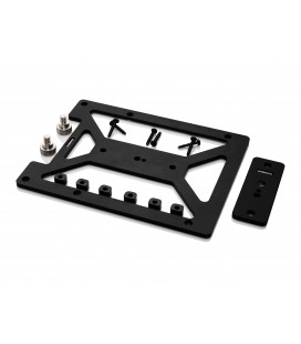 DigiCaseMount + 1 Easy Release Plate for SKB 3i-2011-7b