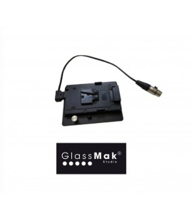 Battery V-lock mount GlassMak