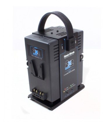 Chargeur Batterie 2 canaux