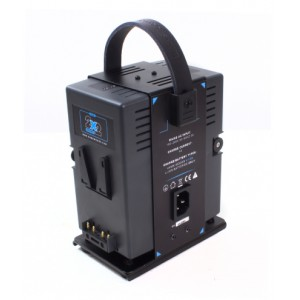 V-Lok 2-ch simultaneous Ultra fast charger