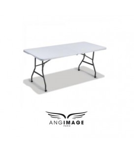 Table régie 1m80
